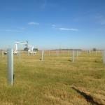 municipal scale solar installation Ohio