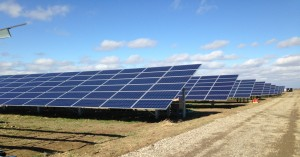 municipal solar utility-scale ohio