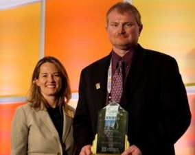 Village of Minster Solar Energy award